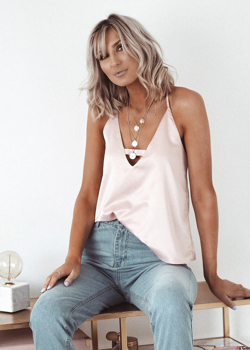 Rose Cloud Camisole