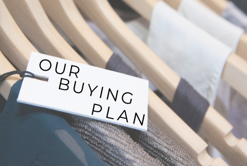 Our Buying Plan