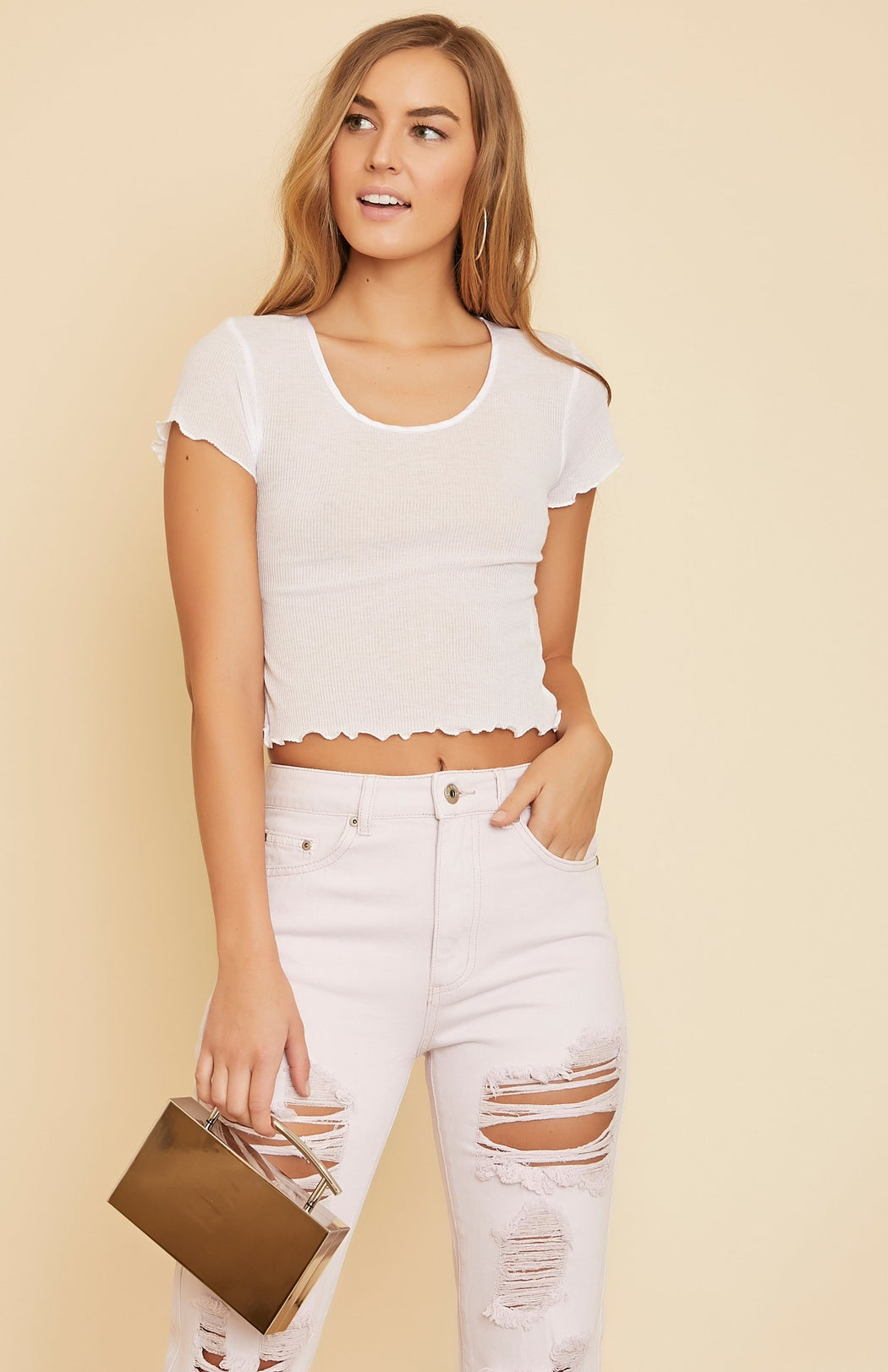 Michaela Crop Top - wearNYLA