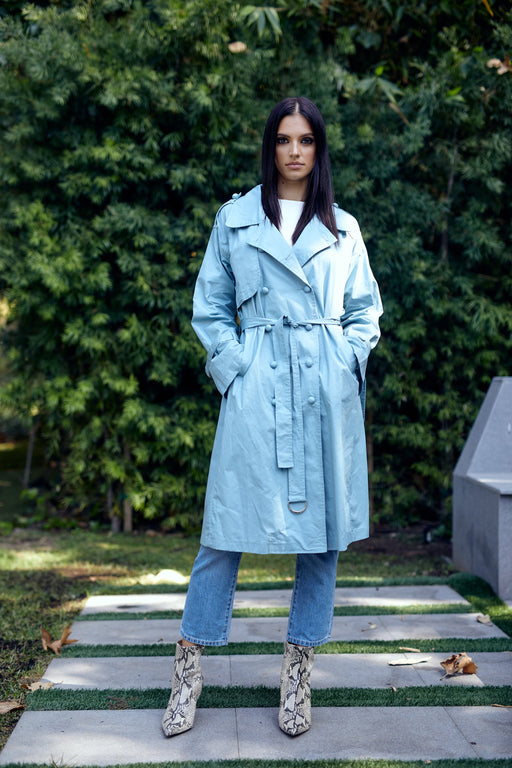 Casey Trench Coat - wearNYLA