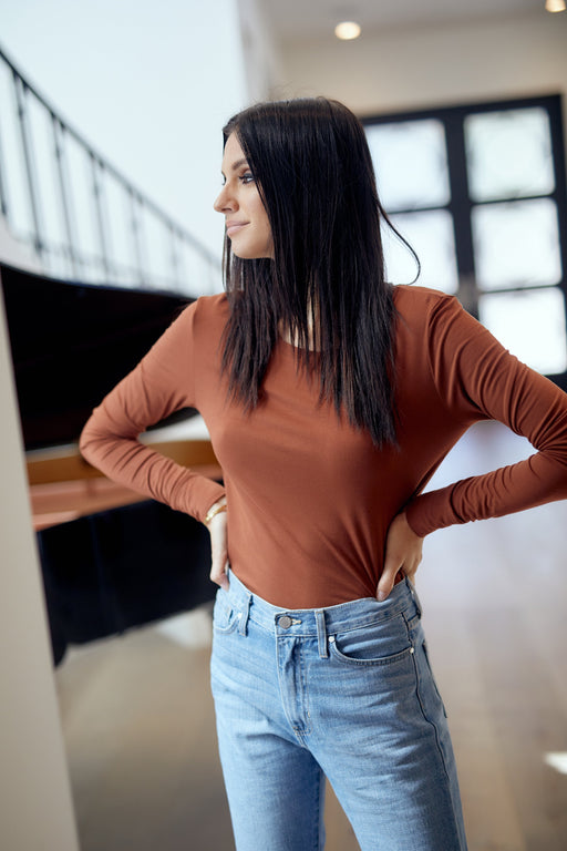 Gia Long Sleeve Top - wearNYLA