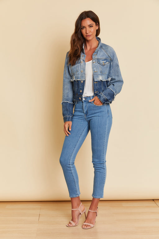 Wren Crop Cigarette Jeans - wearNYLA