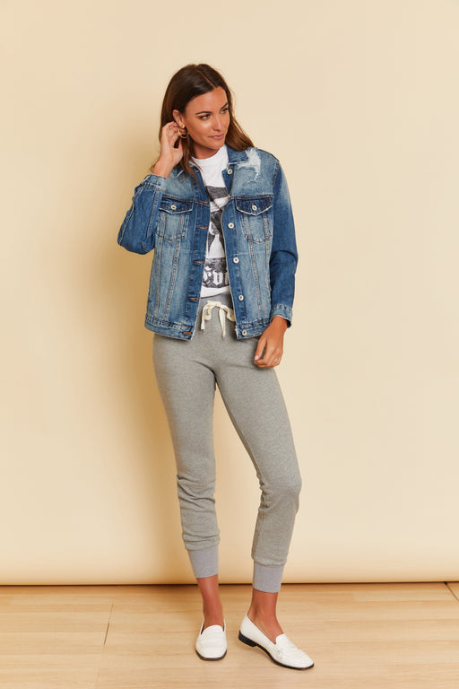 Boyfriend Jacket - wearNYLA