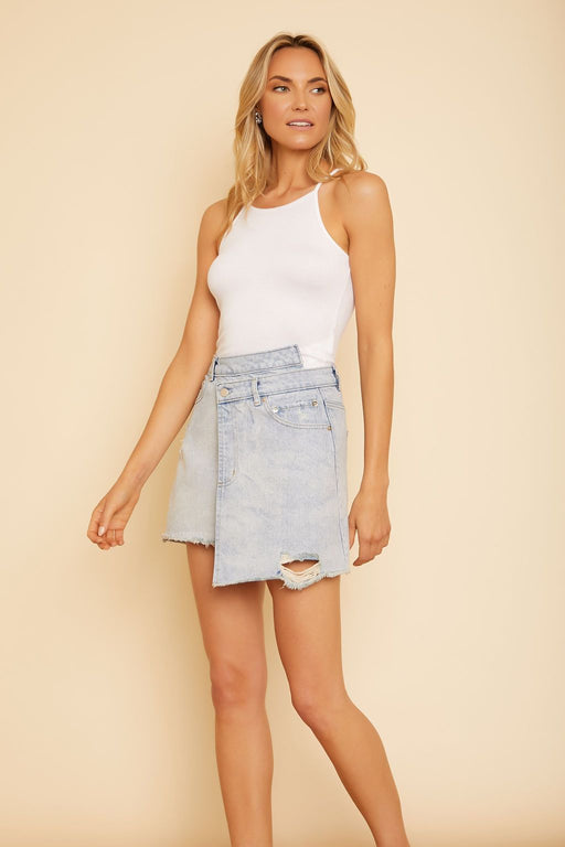 Dawn Denim Skirt - wearNYLA