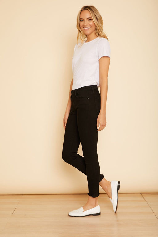 Bella Destructed Hem Skinny - wearNYLA