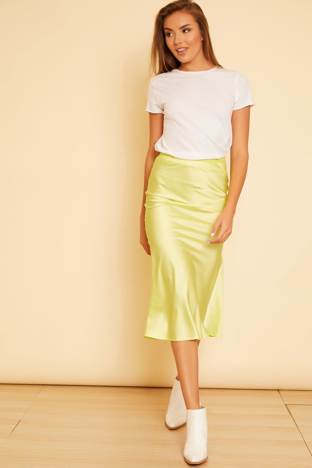 Julie Maxi Slip Skirt - wearNYLA