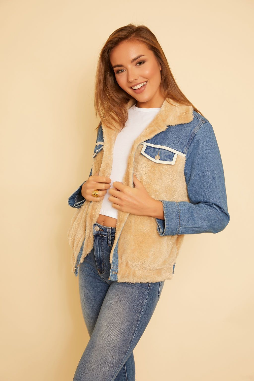 Sadie Denim Jacket - wearNYLA