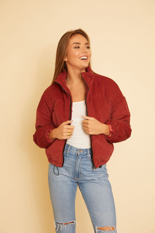 Leisha Bomber Jacket - wearNYLA