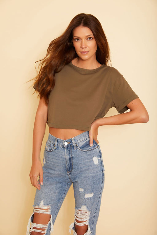 Edith Crop Top - wearNYLA