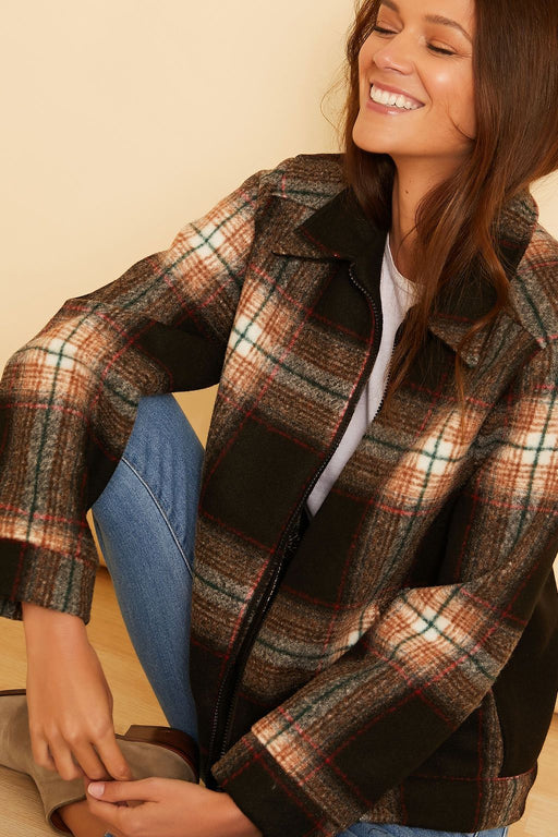 Charlotte Wool Jacket - wearNYLA