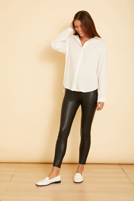 Gideon Leather Pants - wearNYLA