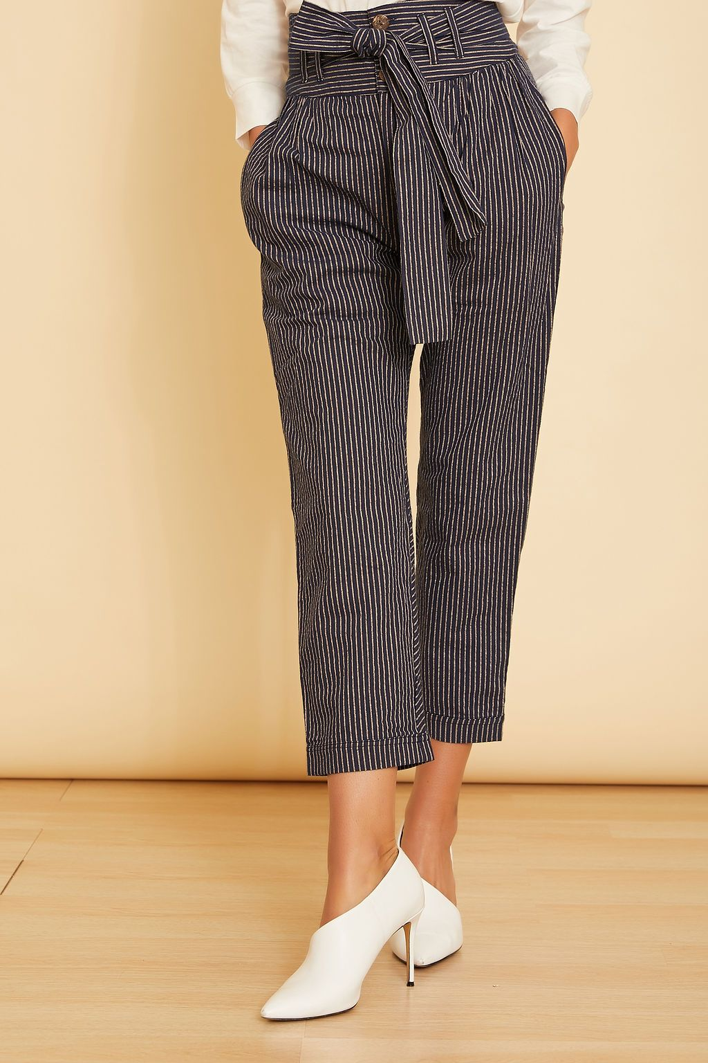 Tory Striped Pants - wearNYLA