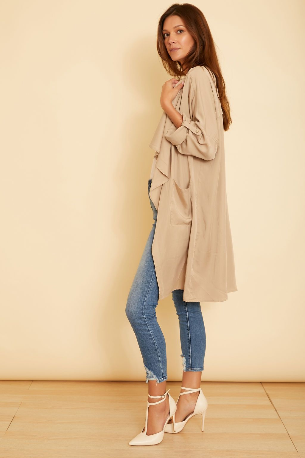 Audrina Jacket - wearNYLA