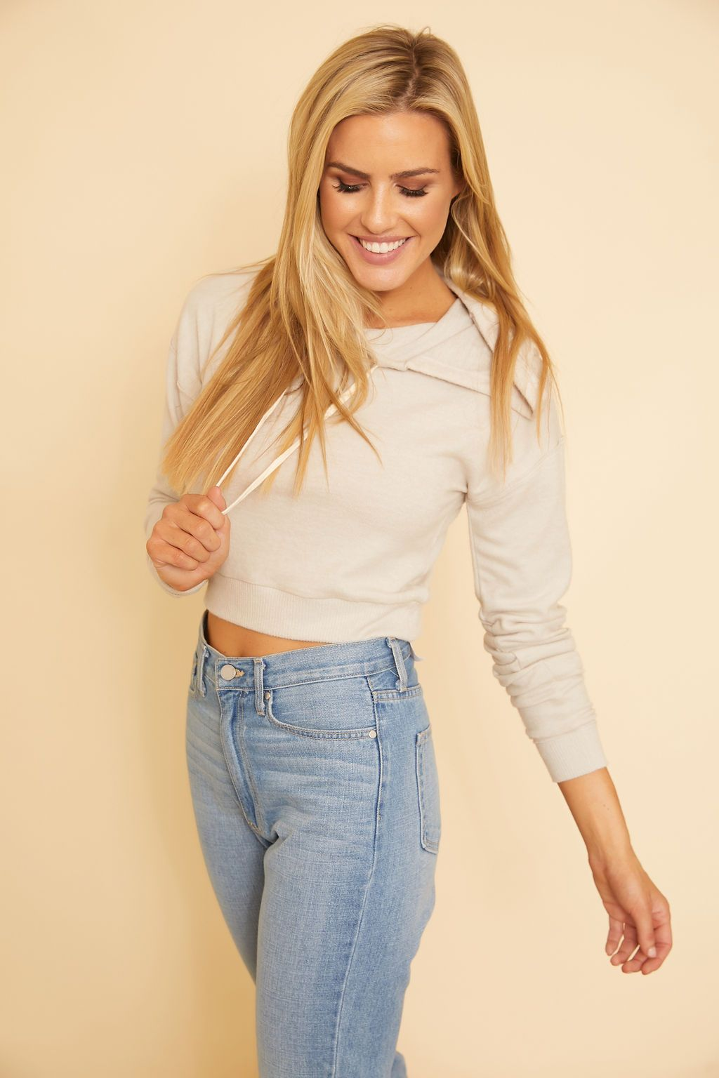 Jada Knit Sweatshirt - wearNYLA
