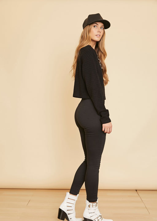 Annie Moto Leggings - wearNYLA