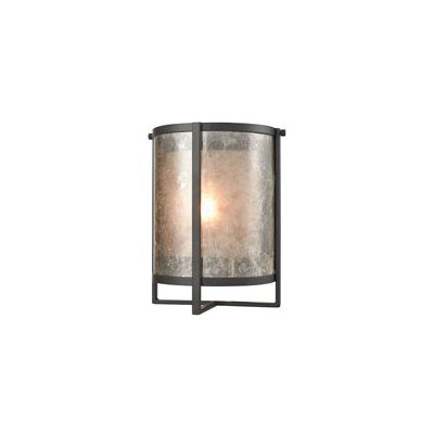 Stasis Wall Sconce Oil Rubbed Bronze