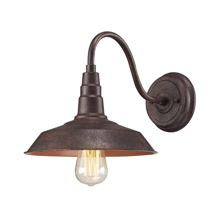 URBAN LODGE 1 LIGHT WALL SCONCE