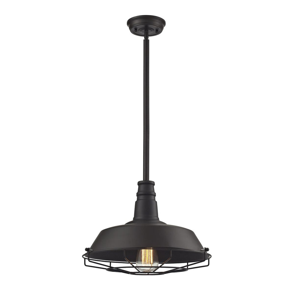 WAREHOUSE PENDANT 67046/1