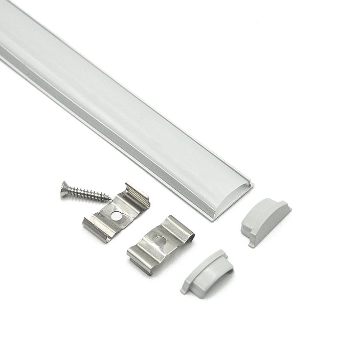 Flexible LED Tape Light Channel & Lens