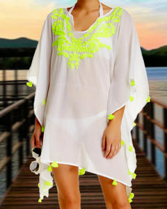 Raj Kaftan Calypso - Rajimports - Women's Clothing