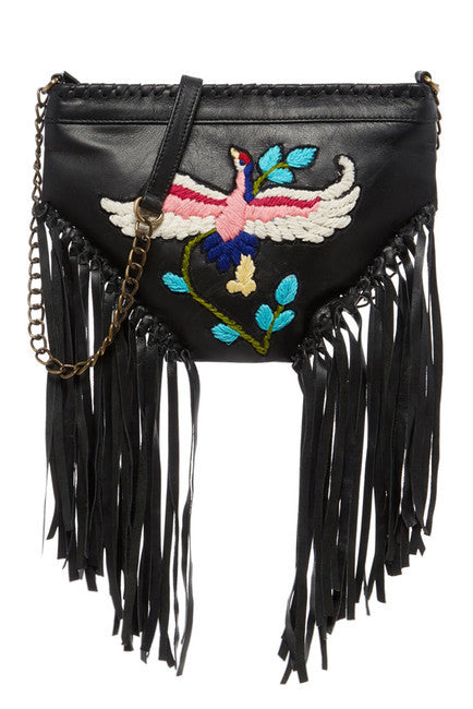 Raj Bag Embroidered Chain
