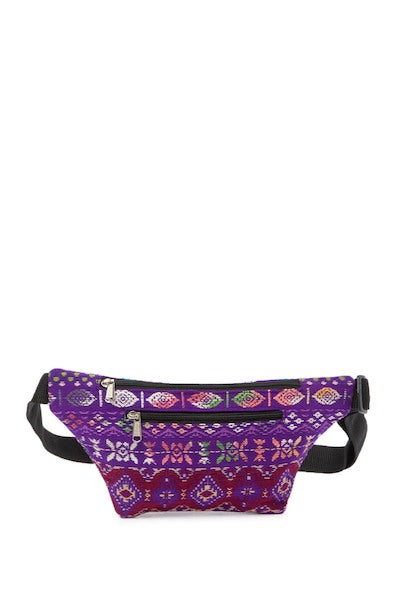 Aisha Flat Belt Bag