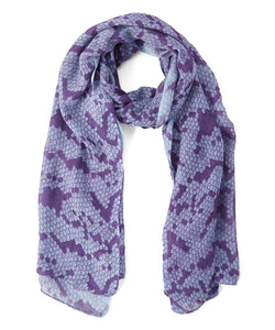 Raj Honey Comb Scarf - Raj Imports