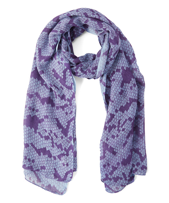 Raj Honey Comb Scarf - Rajimports - Women's Clothing