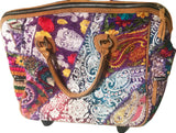 Raj Bohemian Trolly Bag - Rajimports - Women's Clothing