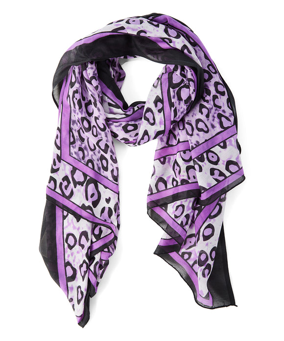 Raj Leo Scarf - Rajimports - Women's Clothing