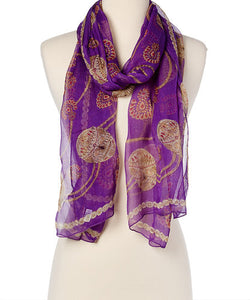 Raj Scarf Butterfly - Rajimports - Women's Clothing