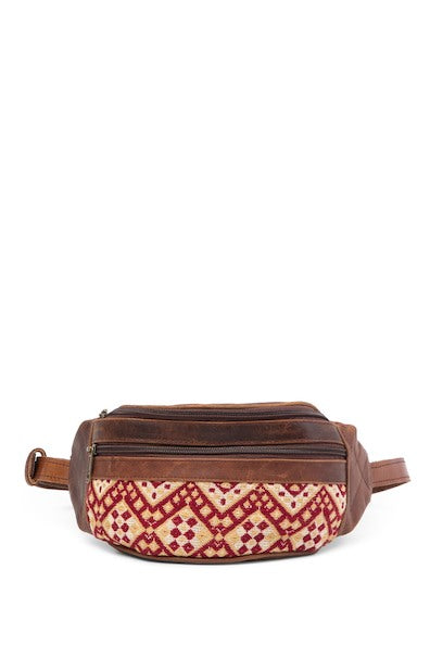 Taylor Leather Belt Bag
