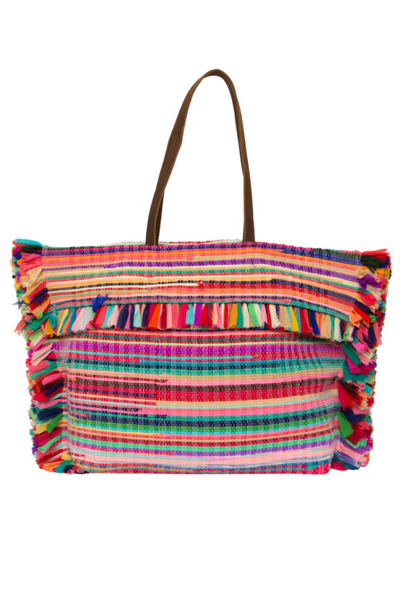 Raj Tote Guatemala - Rajimports - Women's Clothing
