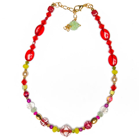 GEMMIES Wrapping Necklace