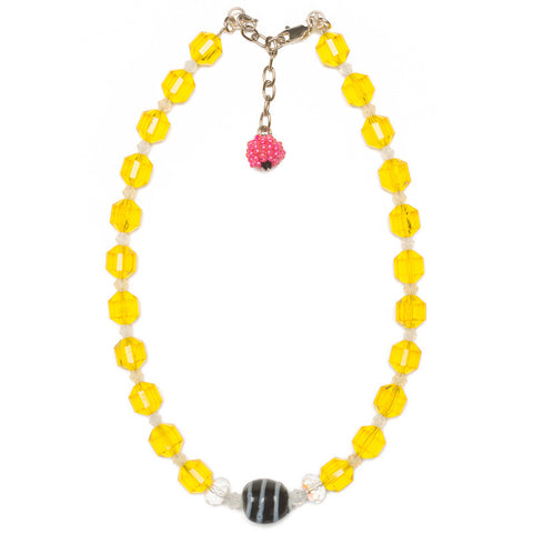 GEMMIES Bee Necklace
