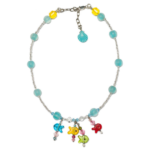 GEMMIES Fishies Necklace