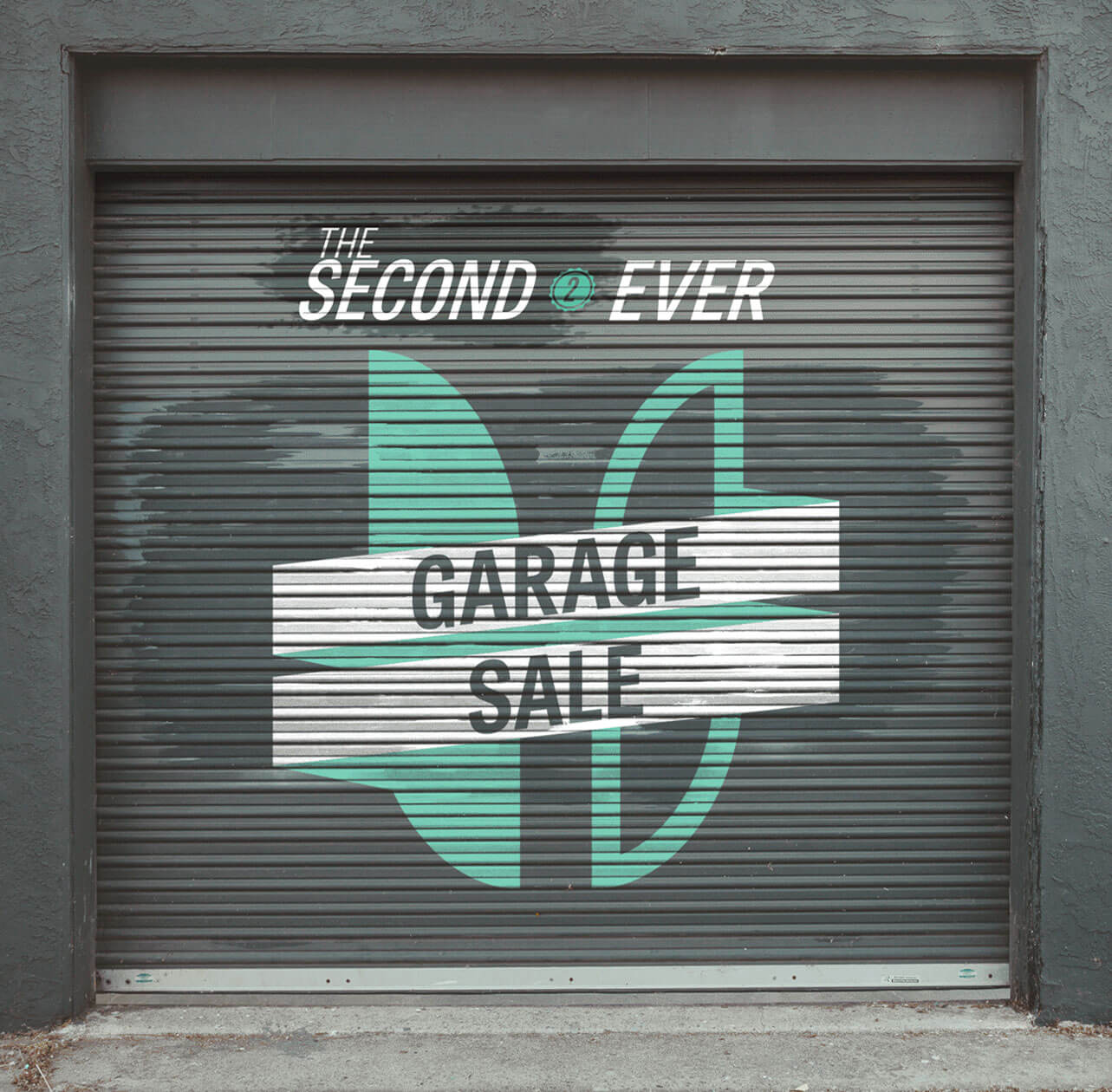 OUR 2ND EVER GARAGE SALE
