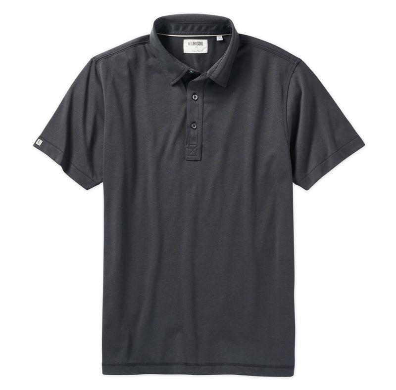 Pocket-Free Coast Highway Classic Knit Polo image