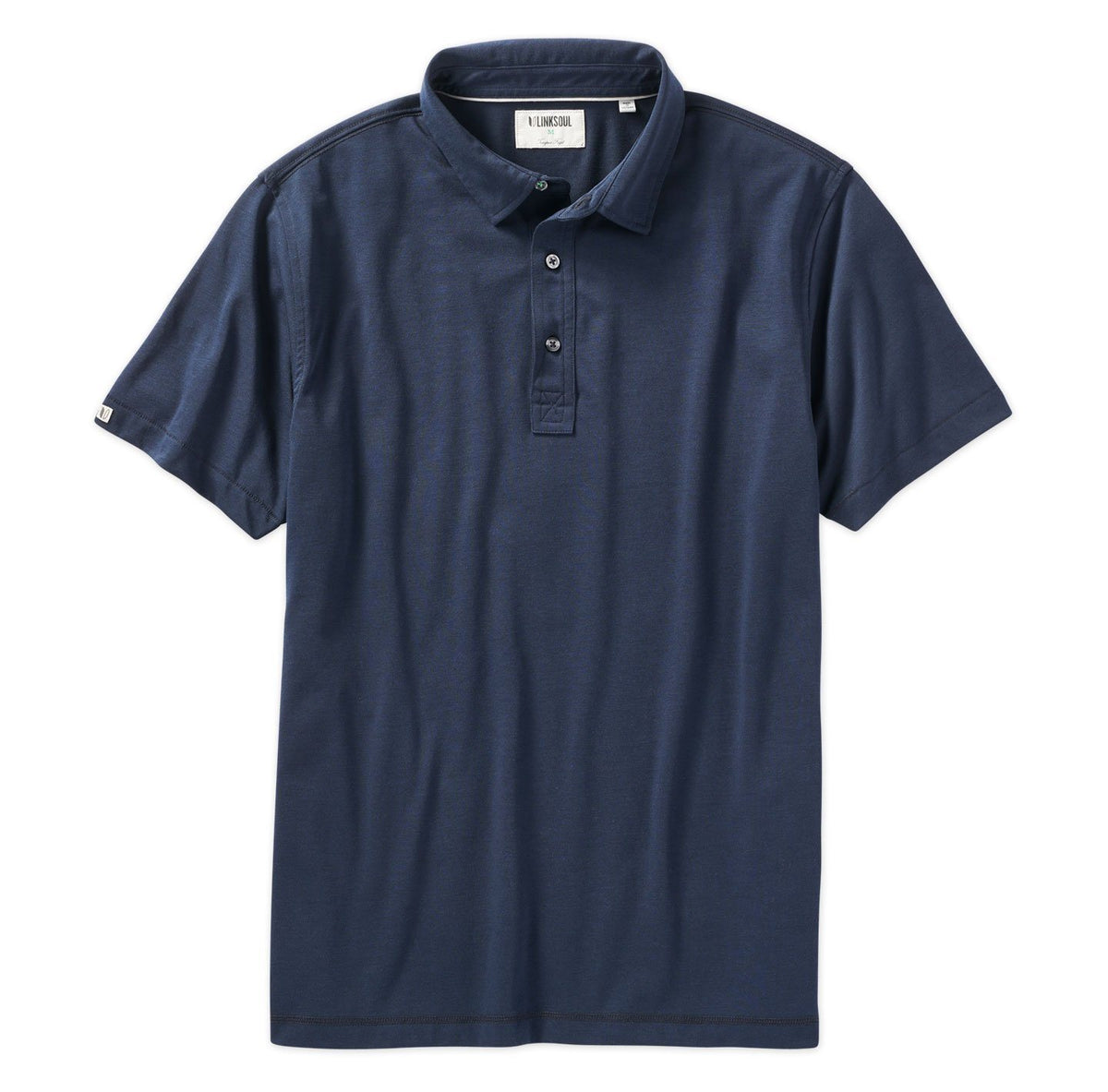 Pocket-Free Coast Highway Classic Knit Polo