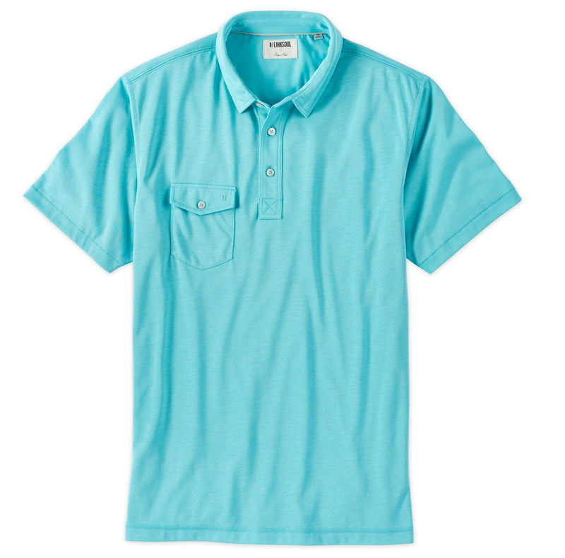 COAST HIGHWAY CLASSIC KNIT POLO - NEW COLORS image