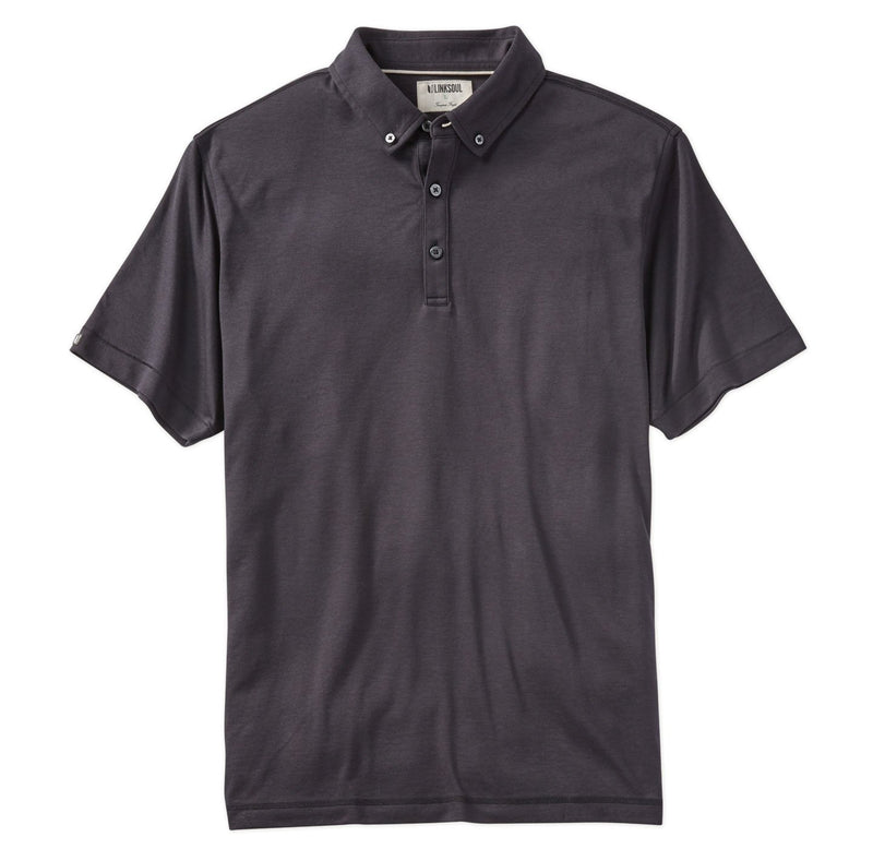 Stanford Short Sleeve Button-Down Polo image