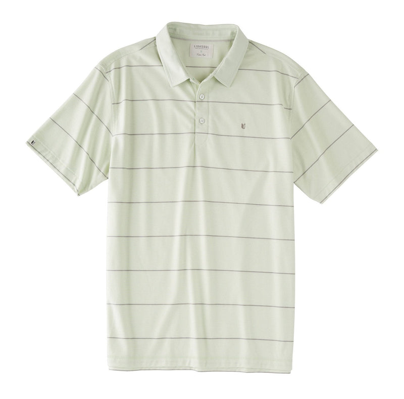 MICRO STRIPE KNIT POLO image