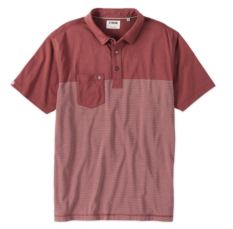 Windan Stripe Short Sleeve Polo image