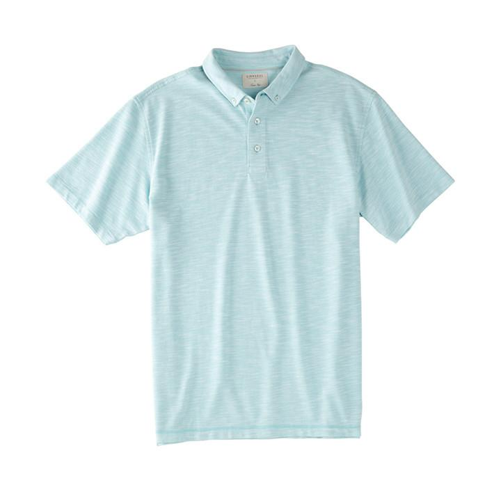 Novelty Cotton Short Sleeve Solid Polo