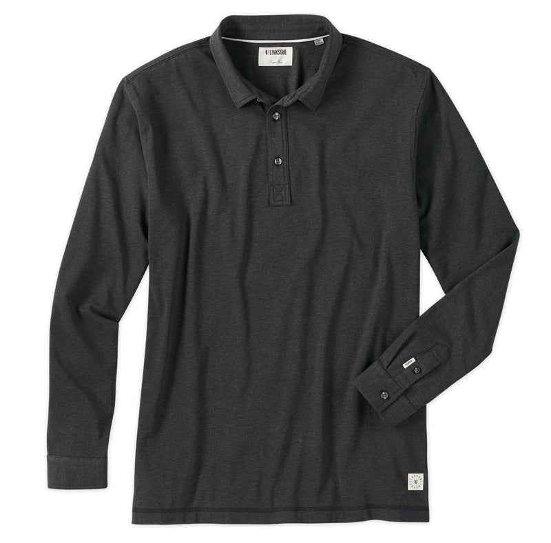 Anza Long-Sleeve Polo image