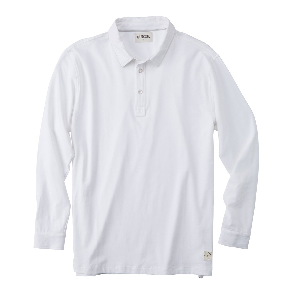 Anza Long-Sleeve Polo