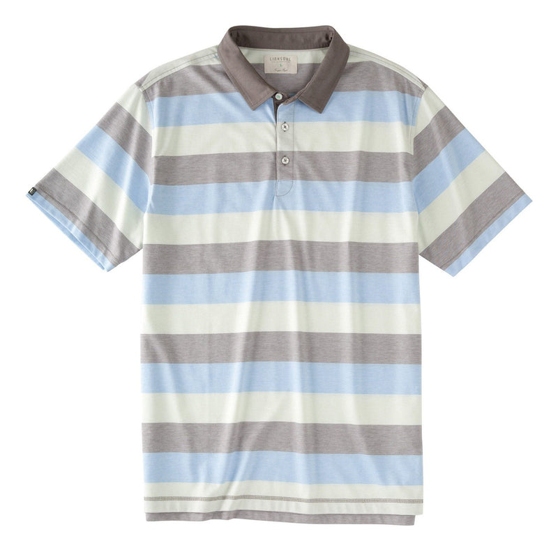 End on End Yarn Dyed Stripe Short Sleeve Shirt image