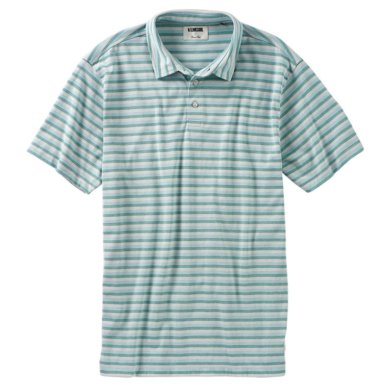 Carroll Stripe Polo image