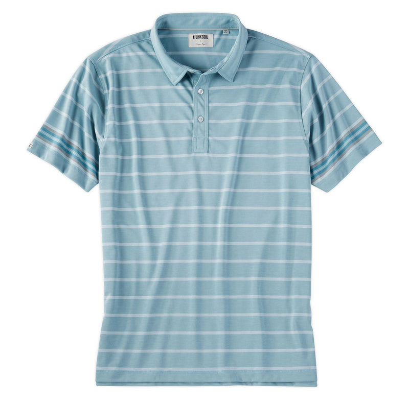 Horizontal Stripe Polo image