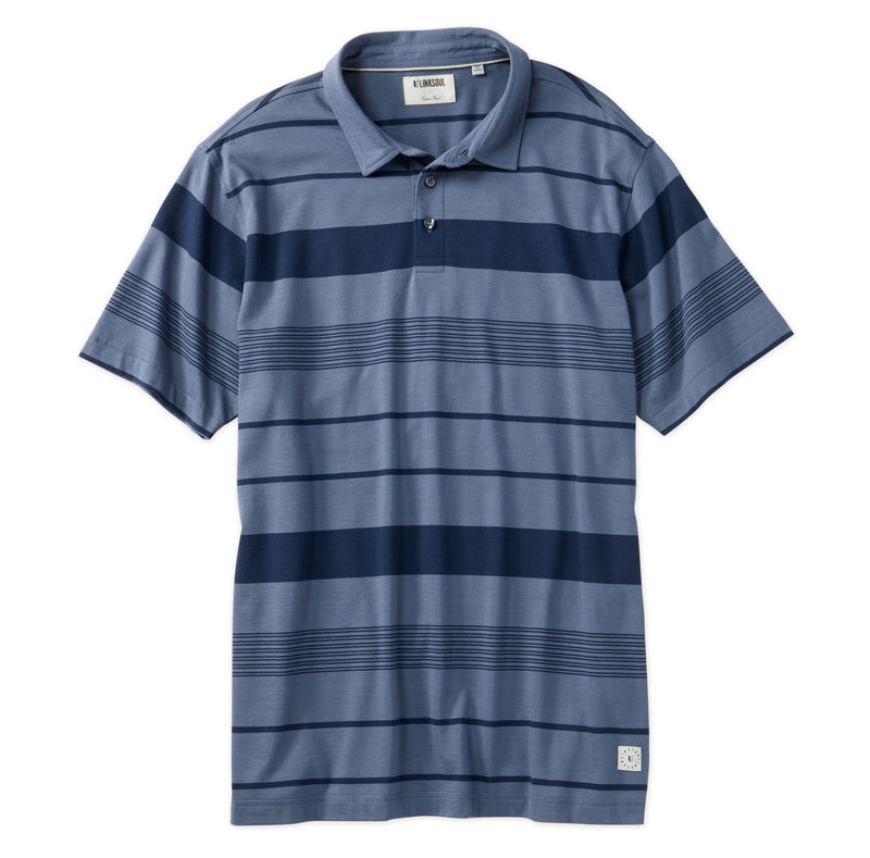 Kingston Stripe Short Sleeve Polo image